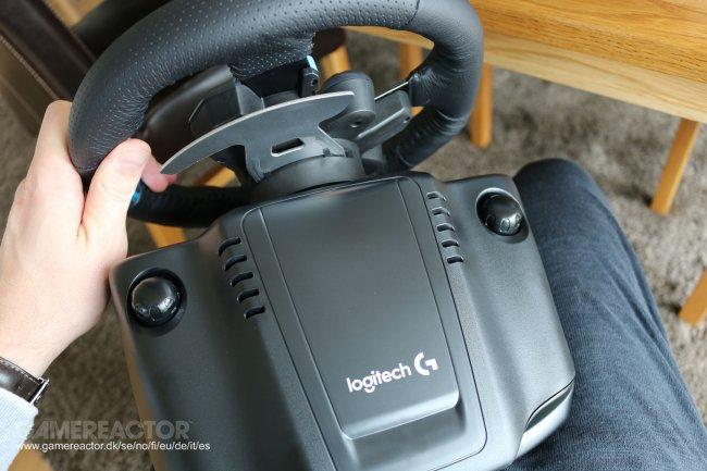 Logitech G29