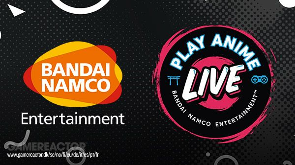 Bandai Namco annuncia l'evento online Play Anime Live