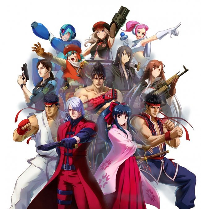 Project X Zone: disponibile la demo su 3DS