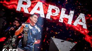 Rapha secures Quake World Championship 2020 win