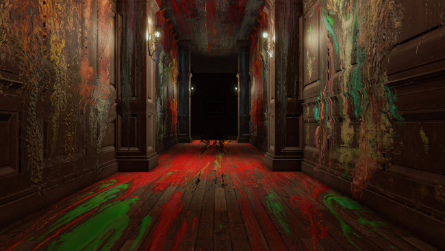 Ecco l'opening di Layers of Fear su Switch