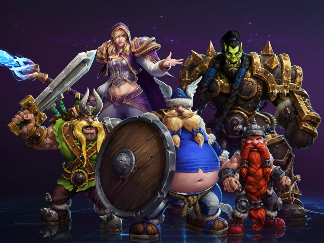 Blizzard continuerà ad aggiungere personaggi in Heroes of the Storm