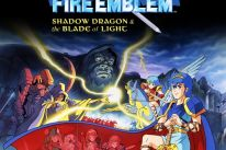 FIRE EMBLEM: SHADOW DRAGON AND THE BLADE OF LIGHT