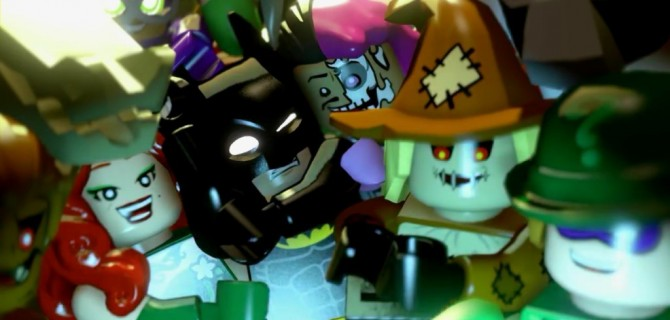 Lego Dimensions: Lego Batman Il Film