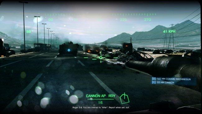 Battlefield 3, словно заправский канатоходец, балансирует между двумя версиями войны