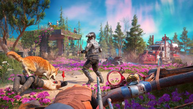 Far Cry: New Dawn - Provato