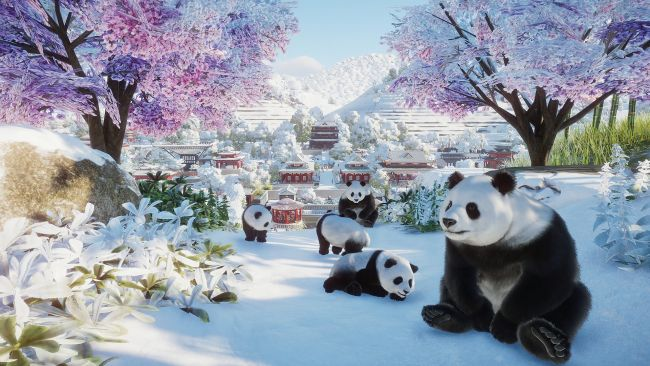 Planet Zoo: arriva l'Arctic Pack dal 17 dicembre