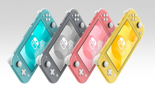 Switch Lite Coral arriverà anche in Occidente