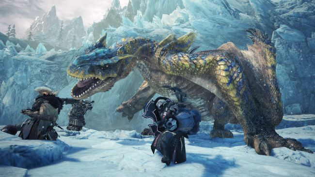 Svelati i piani post-lancio di Monster Hunter: World - Iceborne