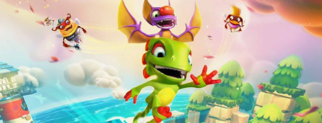 In arrivo la demo gratuita di Yooka-Laylee and the Impossible Lair