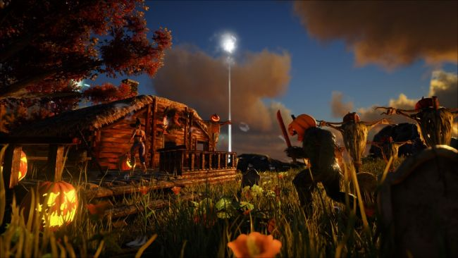Arriva Halloween in ARK: Survival Evolved