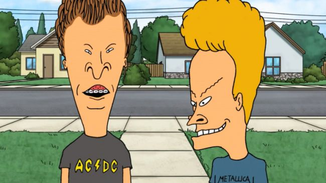 Comedy Central riporterà Beavis & Butthead