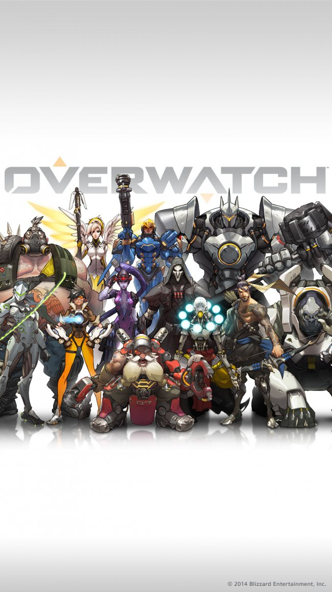Wiiu Com Game : Overwatch is tf dying easter