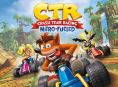 Crash Team Racing Nitro-Fueled è al vertice della classifica in UK