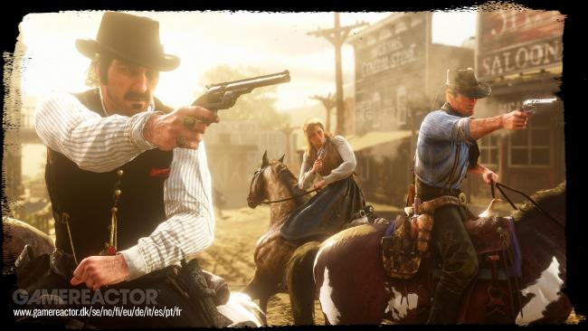 Red Dead Redemption 2 - Provato