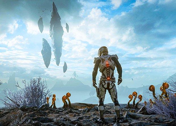 X5 Ghost Mass Effect Andromeda: Mass Effect: Andromeda: La X5 Ghost Potrebbe Diventare
