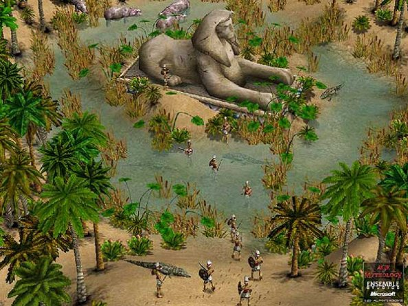 Possibili indizi sullo sviluppo di Age of Mythology Definitive Edition