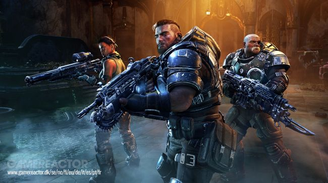 Gears Tactics: la nostra video-anteprima