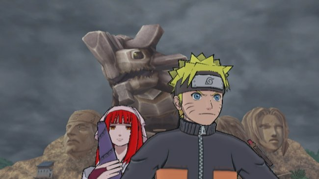 NARUTO SHIPPUDEN: Dragon Blade Chronicles and NARUTO SHIPPUDEN: Naruto vs.