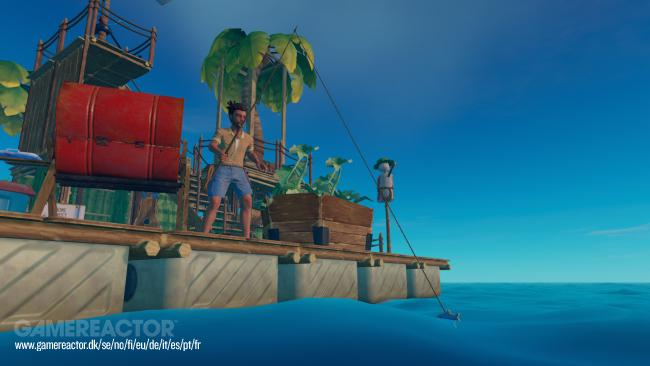 Raft - Impressioni dall'Early Access