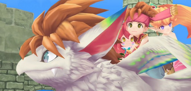 Il nostro gameplay di Secret of Mana: Remake