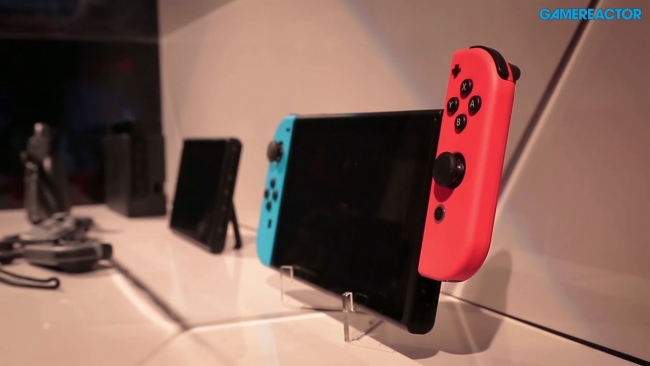 Nintendo Switch: Il nostro video hands-on