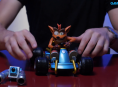 Crash Team Racing: il nostro unboxing della statuina di Crash