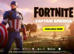 Captain America è ora disponibile in Fortnite