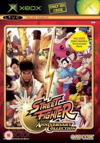 Street Fighter: Anniversary Collection