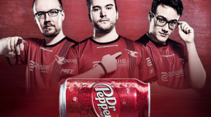 Mousesports and Dr Pepper partner up