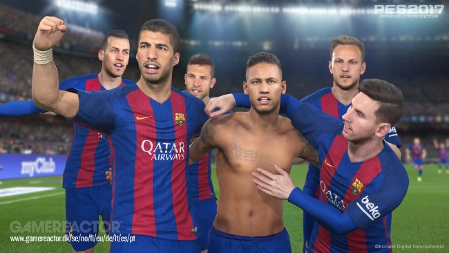 Pro Evolution Soccer 2017 - Impressioni dalla demo