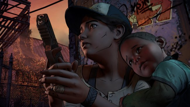 The Walking Dead: The Telltale Series - A New Frontier - Ep.1-2