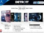 Rivelato Detroit: Become Human Deluxe Edition