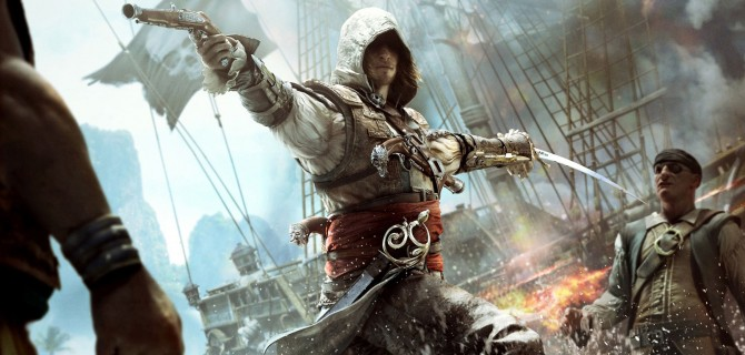 Ubisoft regala Assassin's Creed IV: Black Flag su Uplay