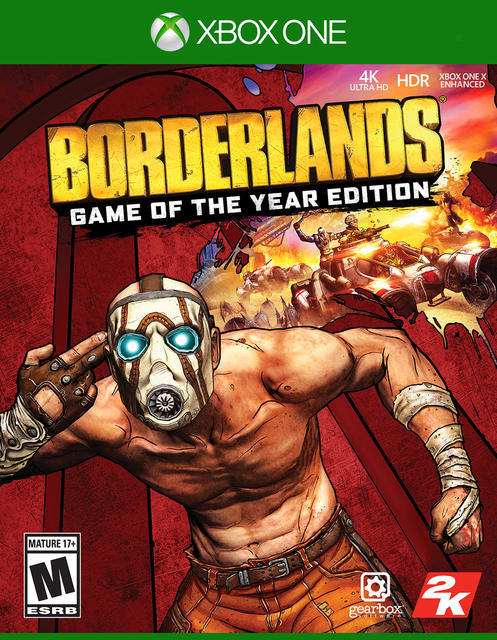 Gioca gratis a Borderlands: Game of the Year Edition questo weekend su Xbox One