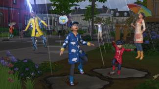 Decorazioni Natalizie The Sims 4.The Sims 4 Stagioni Recensione Gamereactor