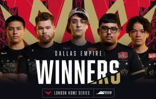 Dallas Empire si portano a casa la terza vittoria della CDL Home Series
