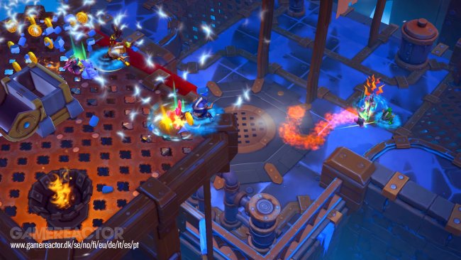 Super Dungeon Bros sarà disponibile a novembre