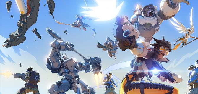 Overwatch: Due ore di gameplay