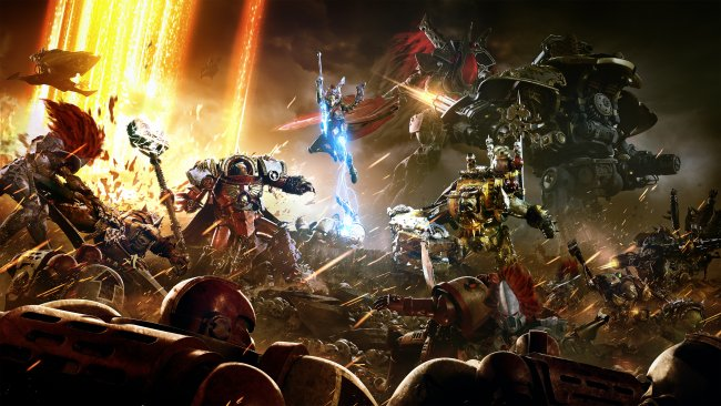 Warhammer 40,000: Dawn of War 3 - Provato