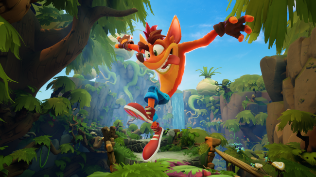 Ecco il trailer di lancio di Crash Bandicoot 4: It's About Time