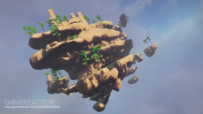 Worlds Adrift entra in fase closed beta