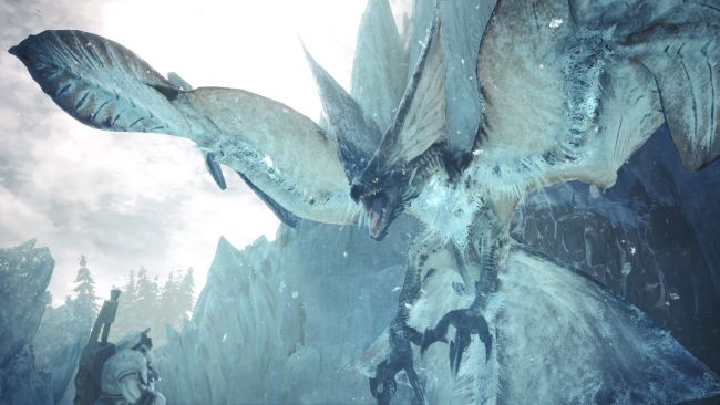 Monster Hunter World - Iceborne DLC