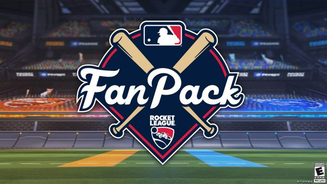 MLB Fan Pack DLC disponibile in Rocket League