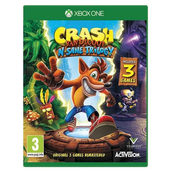 Rumour: Crash Bandicoot è in arrivo su Xbox One?