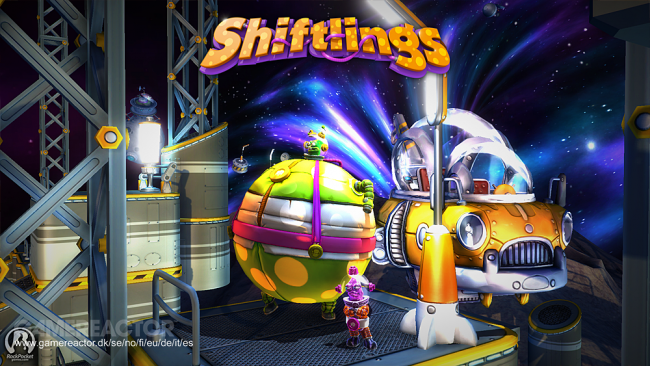 Shiftlings in arrivo su Nintendo Switch