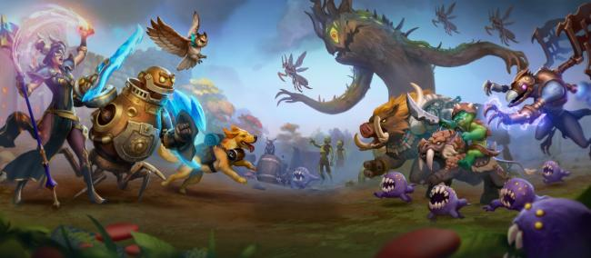 Torchlight Frontiers diventaTorchlight III
