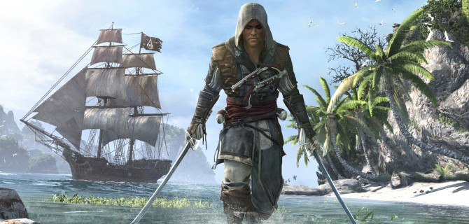 Assassin's Creed IV: Black Flag è ora gratis su uPlay