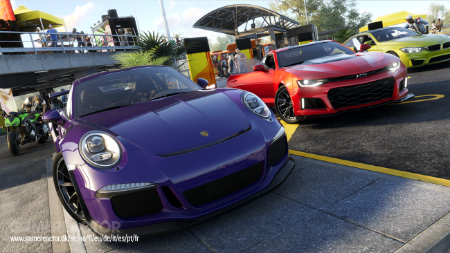 Gioca gratis a The Crew 2 questo weekend