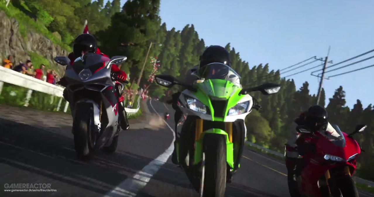 Confermato il DLC dedicato alle moto per Driveclub